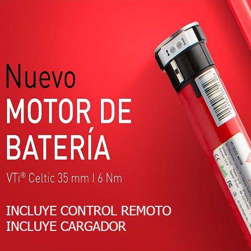Moto Celtic Bateria