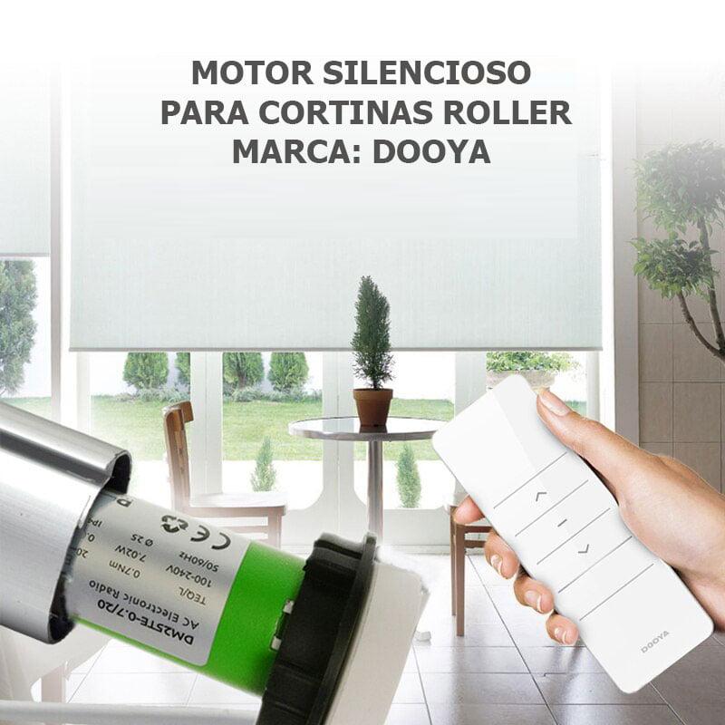 Motor Dooya Silencioso